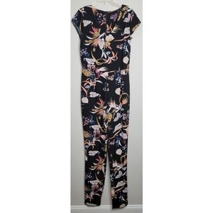 Long tall Sally floral jumpsuit